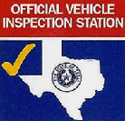 Texas State Inspection Station