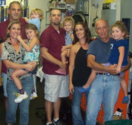Repair Shop Family